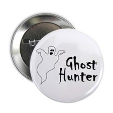 "Ghost Hunter 2.25"" Button"