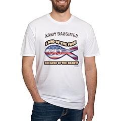 ARMY DAUGHTER Shirt