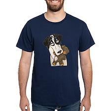 NPiebald Teddy T-Shirt