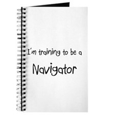 I'm training to be a Navigator Journal