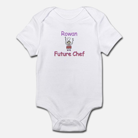 Rowan - Future Chef Infant Bodysuit