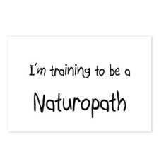 I'm training to be a Naturopath Postcards (Package