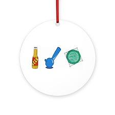 Joys of Life Ornament (Round)