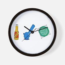 Joys of Life Wall Clock