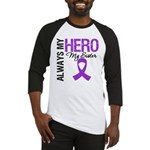 Pancreatic Cancer Sister Baseball Jersey