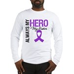Pancreatic Cancer Sister Long Sleeve T-Shirt