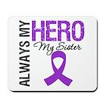 Pancreatic Cancer Sister Mousepad