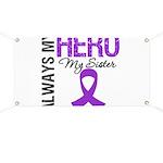 Pancreatic Cancer Sister Banner