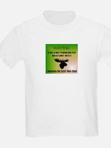 HUNTING GAME Kids T-Shirt