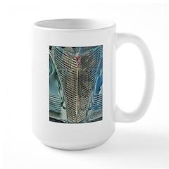 Blue Grill Mug
