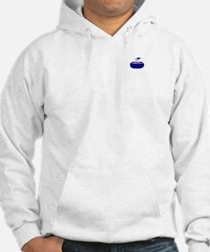 """""""Will curl for food"""" Hoodie"""