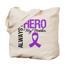 Pancreatic Cancer Mother Tote Bag