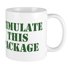 Stimulate This Package Mug