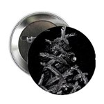 """Christmas in the stars 2.25"""" Button (100 pack)"""