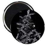 """Christmas in the stars 2.25"""" Magnet (100 pack)"""