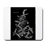 Christmas in the stars Mousepad