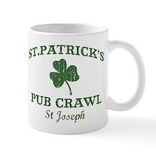 St Joseph pub crawl Mug