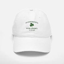 St Joseph pub crawl Baseball Baseball Cap