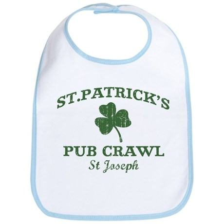 St Joseph pub crawl Bib