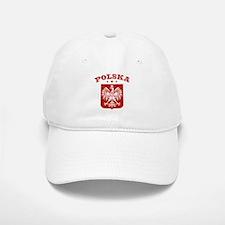 Polska Baseball Baseball Cap