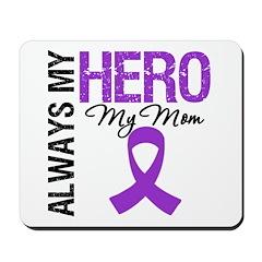Pancreatic Cancer Mom Mousepad