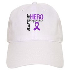 Pancreatic Cancer Husband Baseball Cap