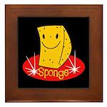 Sponge Framed Tile