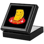 Sponge Keepsake Box