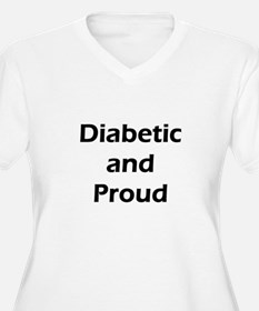 Diabetic and Proud T-Shirt