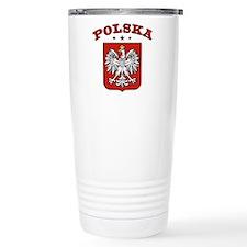 Polska Travel Mug