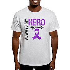 Pancreatic Cancer Grandpa T-Shirt