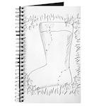Christmas Sock Journal