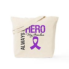 Pancreatic Cancer Grandma Tote Bag