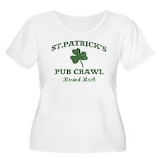Round Rock pub crawl T-Shirt
