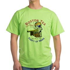 Boston Tea Party of Mars T-Shirt