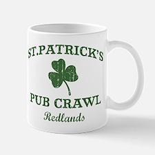Redlands pub crawl Mug