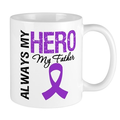 Pancreatic Cancer Father Mug