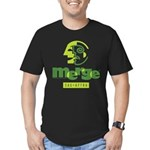 Merge Men's Fitted T-Shirt (dark)