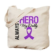 Pancreatic Cancer Daddy Tote Bag