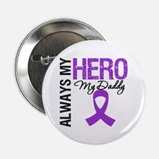 """Pancreatic Cancer Daddy 2.25"""" Button"""