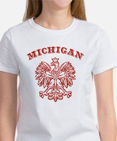 Michigan Polish Women's T-Shirt