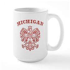 Michigan Polish Mug