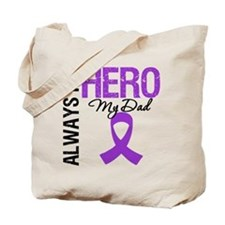 Pancreatic Cancer Dad Tote Bag