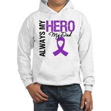 Pancreatic Cancer Dad Jumper Hoody