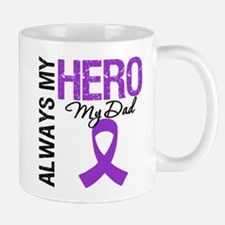 Pancreatic Cancer Dad Mug