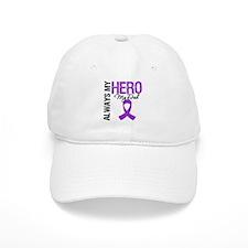 Pancreatic Cancer Dad Baseball Cap