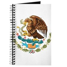 Mexico Coat of Arms Journal