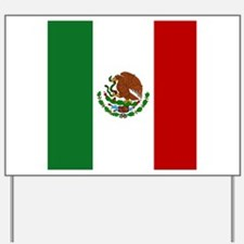 Mexican Yard Sign