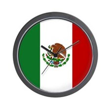 Mexican Wall Clock
