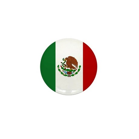 Mexican Mini Button (10 pack)